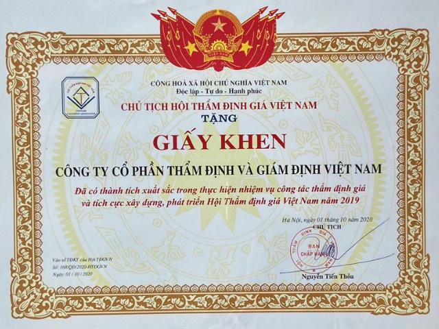 Thẩm định giá tại Thừa Thiên Huế uy tín, chất lượng Vàng.
