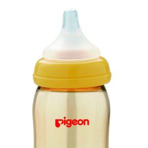 Bình sữa Pigeon Plus PPSU 160ml